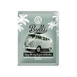 Plaque VW Bulli