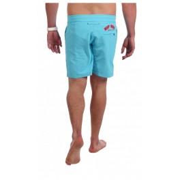 Short de bain HIP WAY turquoise